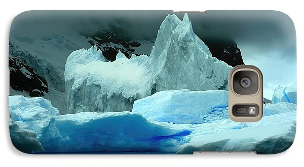 Galaxy Case featuring the photograph Iceberg by Amanda Stadther