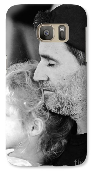 Galaxy Case featuring the photograph In The Moment by Jesse Ciazza