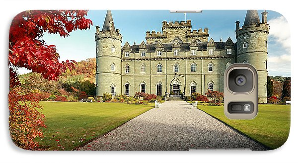 Inveraray Castle Galaxy S7 Case