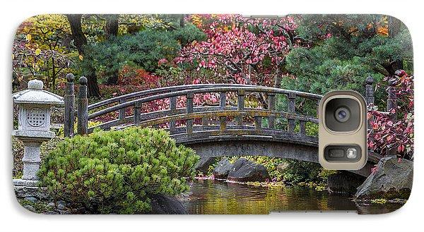 Japanese Bridge Galaxy S7 Case