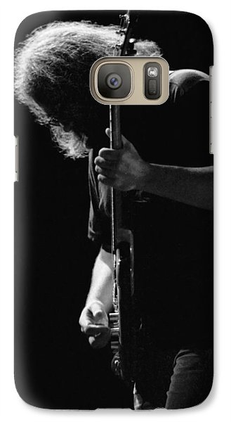 Rock And Roll Galaxy S7 Case - Jerry Sillow by Ben Upham