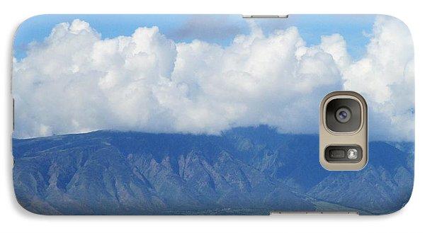 Galaxy Case featuring the photograph Kula by Alohi Fujimoto
