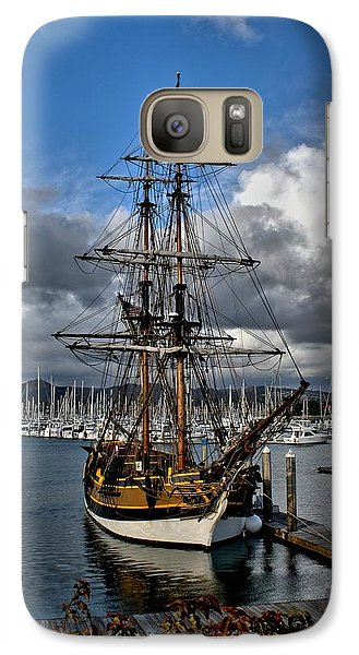 Galaxy Case featuring the photograph Lady Washington by Michael Gordon