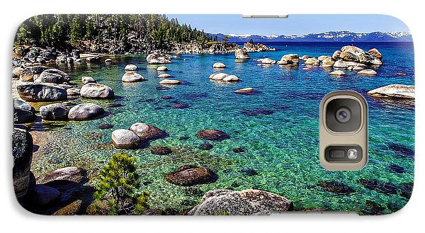 Lake Tahoe Waterscape Galaxy S7 Case