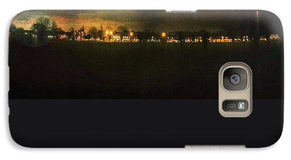 Galaxy Case featuring the photograph Landscape  by Mariusz Zawadzki