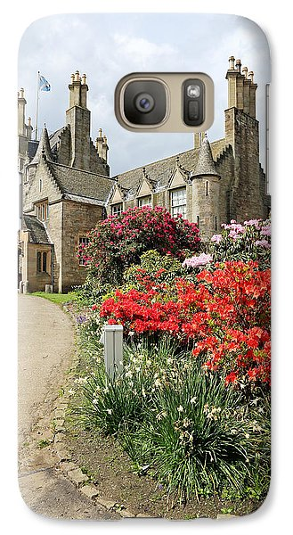 Lauriston Castle Galaxy S7 Case
