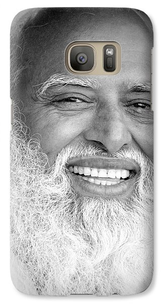Galaxy Case featuring the photograph Life Is Good by Barbara Dudley