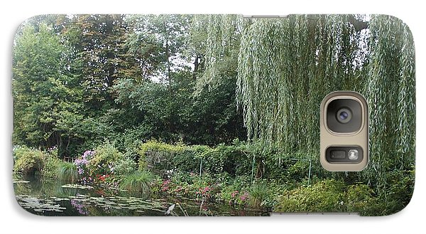 Galaxy Case featuring the photograph Lilly Pond  by Kristine Bogdanovich