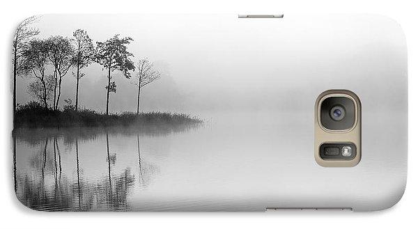 Loch Ard Trees In The Mist Galaxy S7 Case