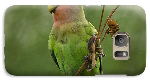 Lovely Little Lovebird  Galaxy S7 Case