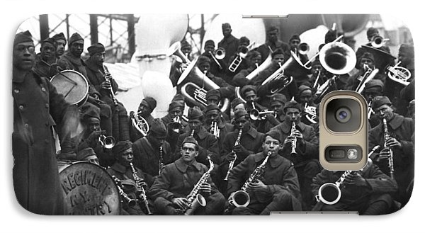 Harlem Galaxy S7 Case - Lt. James Reese Europe's Band by Underwood Archives