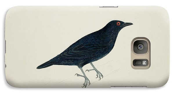 Starlings Galaxy S7 Case - Malay Glossy Starling by British Library