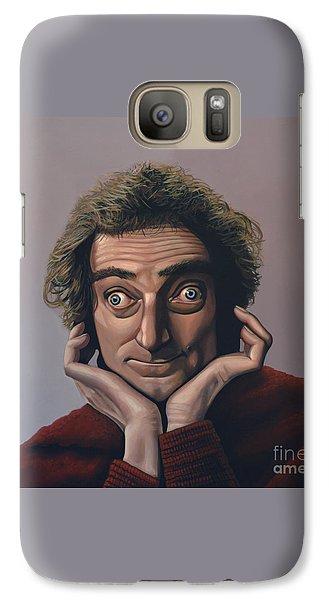 Marty Feldman Galaxy Case by Paul Meijering