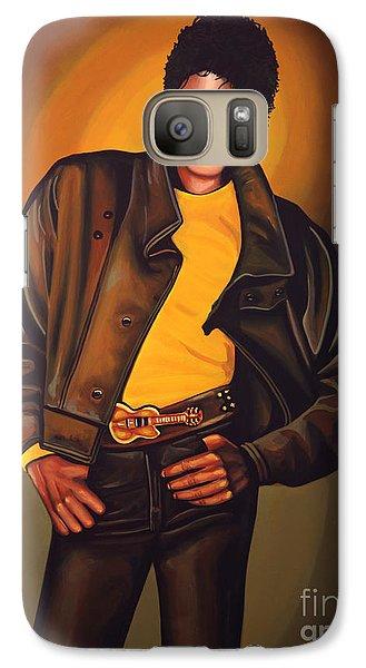 Michael Jackson Galaxy S7 Case