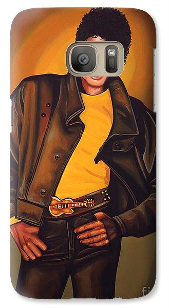 Michael Jackson Galaxy S7 Case by Paul Meijering