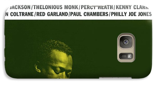 Trumpet Galaxy S7 Case - Miles Davis -  Miles Davis And The Modern Jazz Giants (prestige 7150) by Concord Music Group