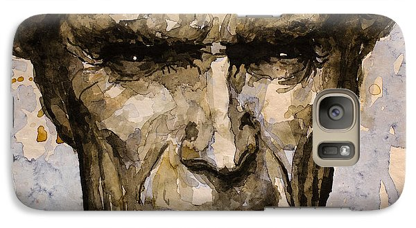 Galaxy Case featuring the painting Million Dollar Baby by Laur Iduc