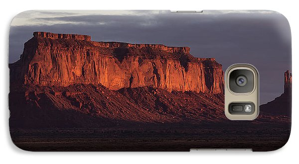 Monument Valley Sunrise Galaxy S7 Case