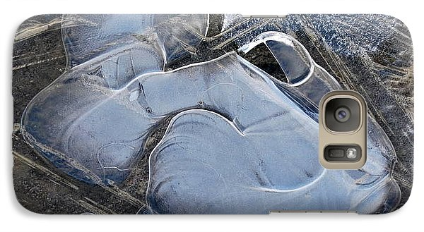 Galaxy Case featuring the photograph Nature Abstraction by Marija Djedovic