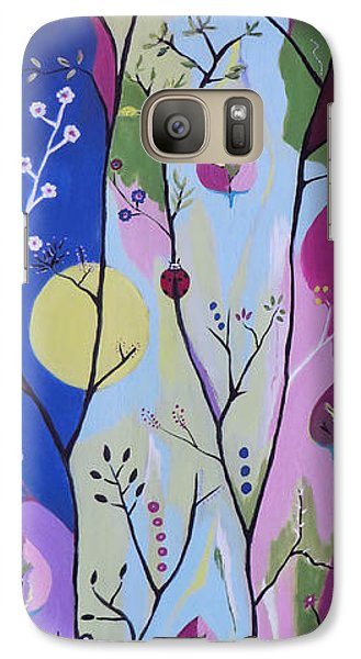 Galaxy Case featuring the painting Nature's Bounty by Kathleen Sartoris