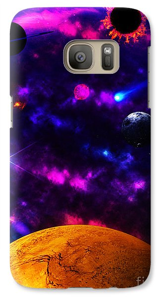 Galaxy Case featuring the photograph New Life  by Naomi Burgess