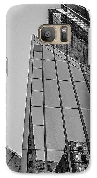 New York City Architecture Galaxy Case by Susan Candelario