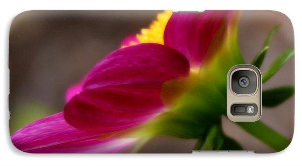 Galaxy Case featuring the photograph No Regrets by Geri Glavis