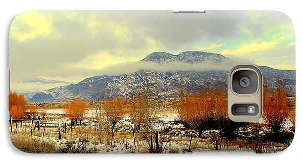 Galaxy Case featuring the photograph North by Kathy Bassett