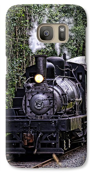 Galaxy Case featuring the photograph Number 2 by David Stine