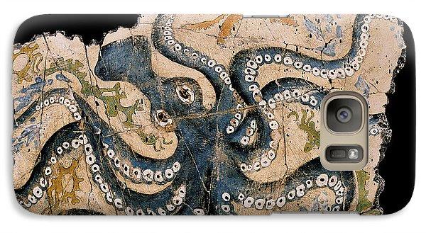 Octopus Galaxy S7 Case