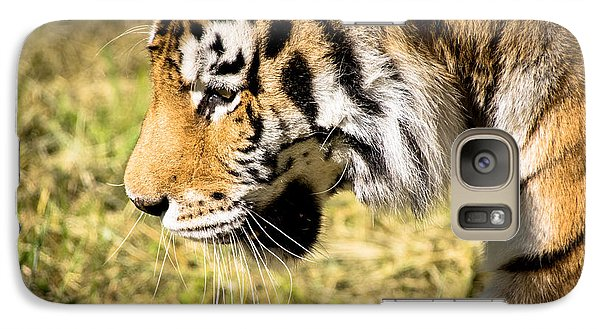 Galaxy Case featuring the photograph On The Prowl by Julie Clements