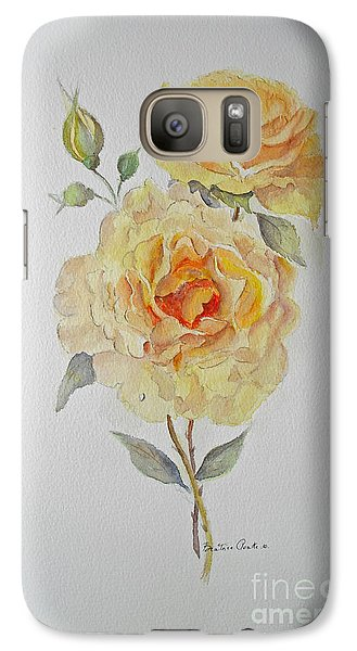 One Rose Or Two Galaxy S7 Case