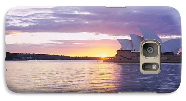 Opera House At The Waterfront, Sydney Galaxy Case by Panoramic Images