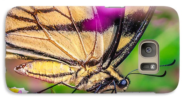 Galaxy Case featuring the photograph Papilio Glaucus by Rob Sellers