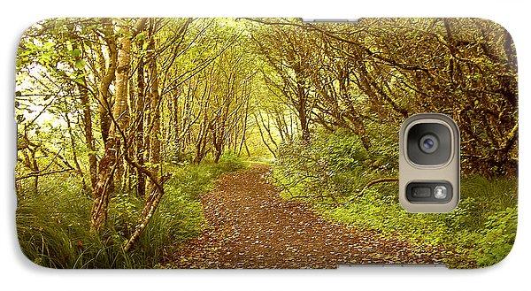 Path To The Beach Galaxy S7 Case