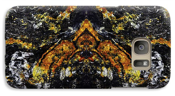 Patterns In Stone - 154 Galaxy Case by Paul W Faust -  Impressions of Light