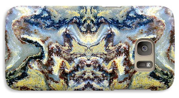 Patterns In Stone - 84 Galaxy Case by Paul W Faust -  Impressions of Light