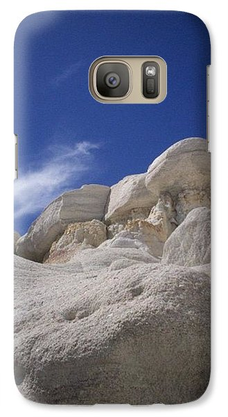 Galaxy Case featuring the photograph Perched by Carlee Ojeda