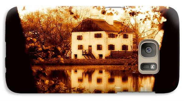 Galaxy Case featuring the photograph Philipsburg Manor by Aurelio Zucco