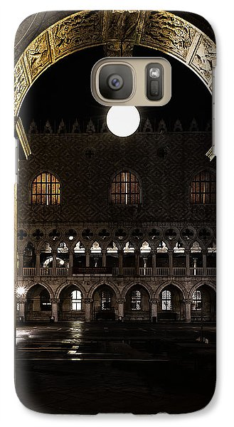 Galaxy Case featuring the photograph Piazza San Marco by Marion Galt