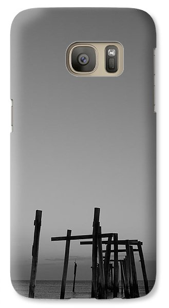 Pier Portrait Galaxy S7 Case