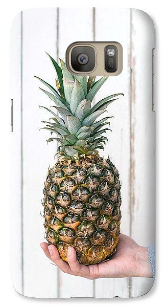 Pineapple Galaxy Case by Viktor Pravdica