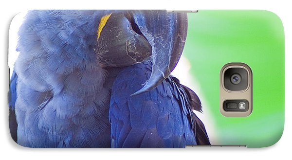 Galaxy Case featuring the photograph Posie by Roselynne Broussard