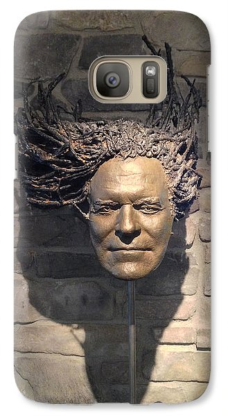 Galaxy Case featuring the painting Rasta by Dan Redmon