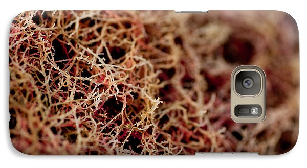 Galaxy Case featuring the photograph Red Coral by Carole Hinding