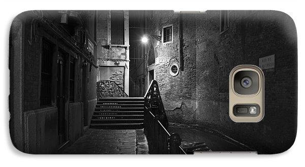 Galaxy Case featuring the photograph Rio De San Maurizio by Marion Galt