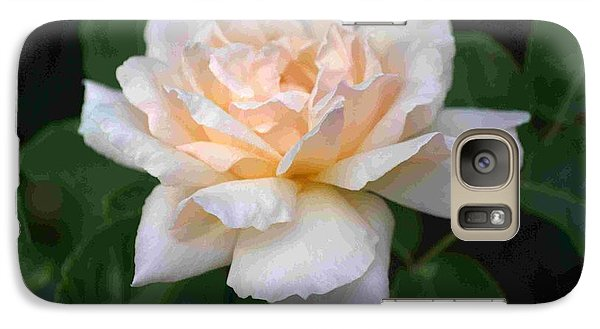 Galaxy Case featuring the photograph Rose by Michael Dohnalek