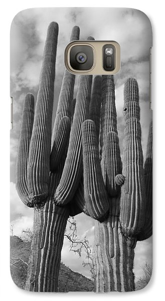 Saguaro Love Galaxy S7 Case