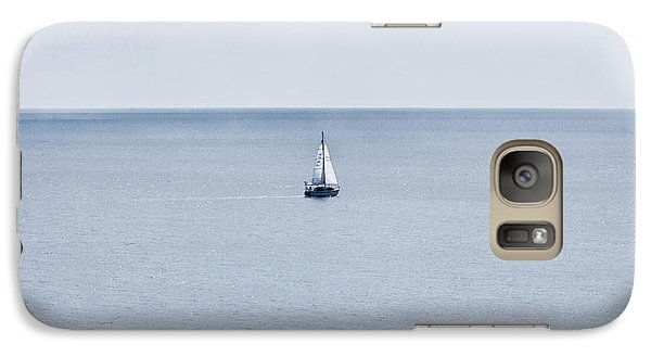 Galaxy Case featuring the photograph Sail Away by Zoe Ferrie
