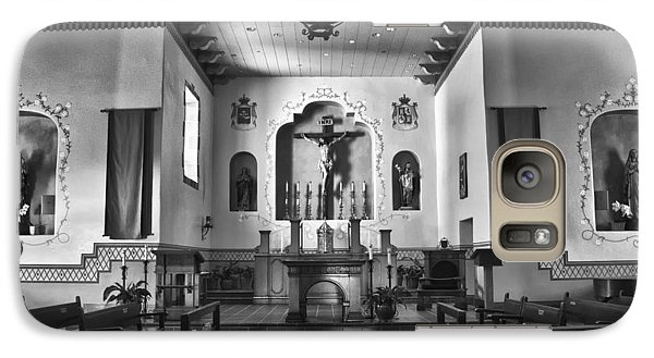 Galaxy Case featuring the photograph San Carlos Cathedral by Ron White